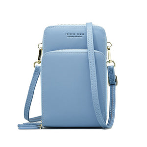 Gemie™: Crossbody Cell Phone Shoulder Bag