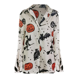Halloween™: Women's Casual Halloween Witch Shirt