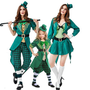 Carnie™: Fancy St. Patrick's Day Costume Party Dress