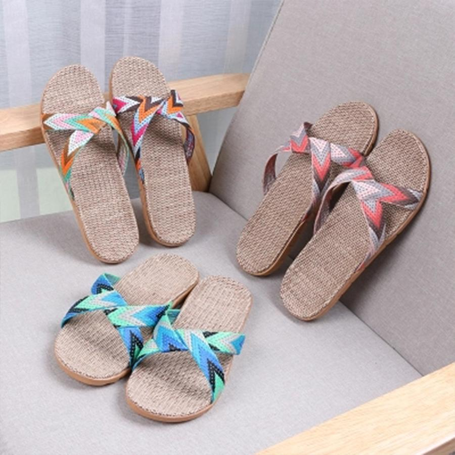 Pitiz™: Waterproof Bamboo Flat Slipper