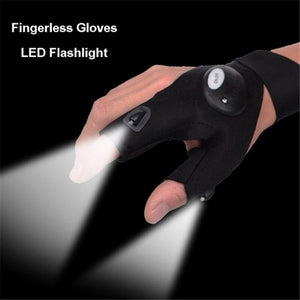 GloveLite™: Practical Gloves with Waterproof Lights