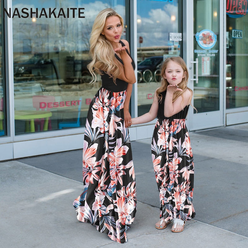 Babylooks™: Mother daughter dresses