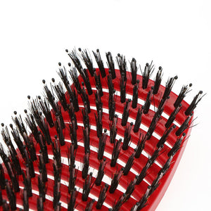 Jollie™: Detangling Nylon Bristle Brush