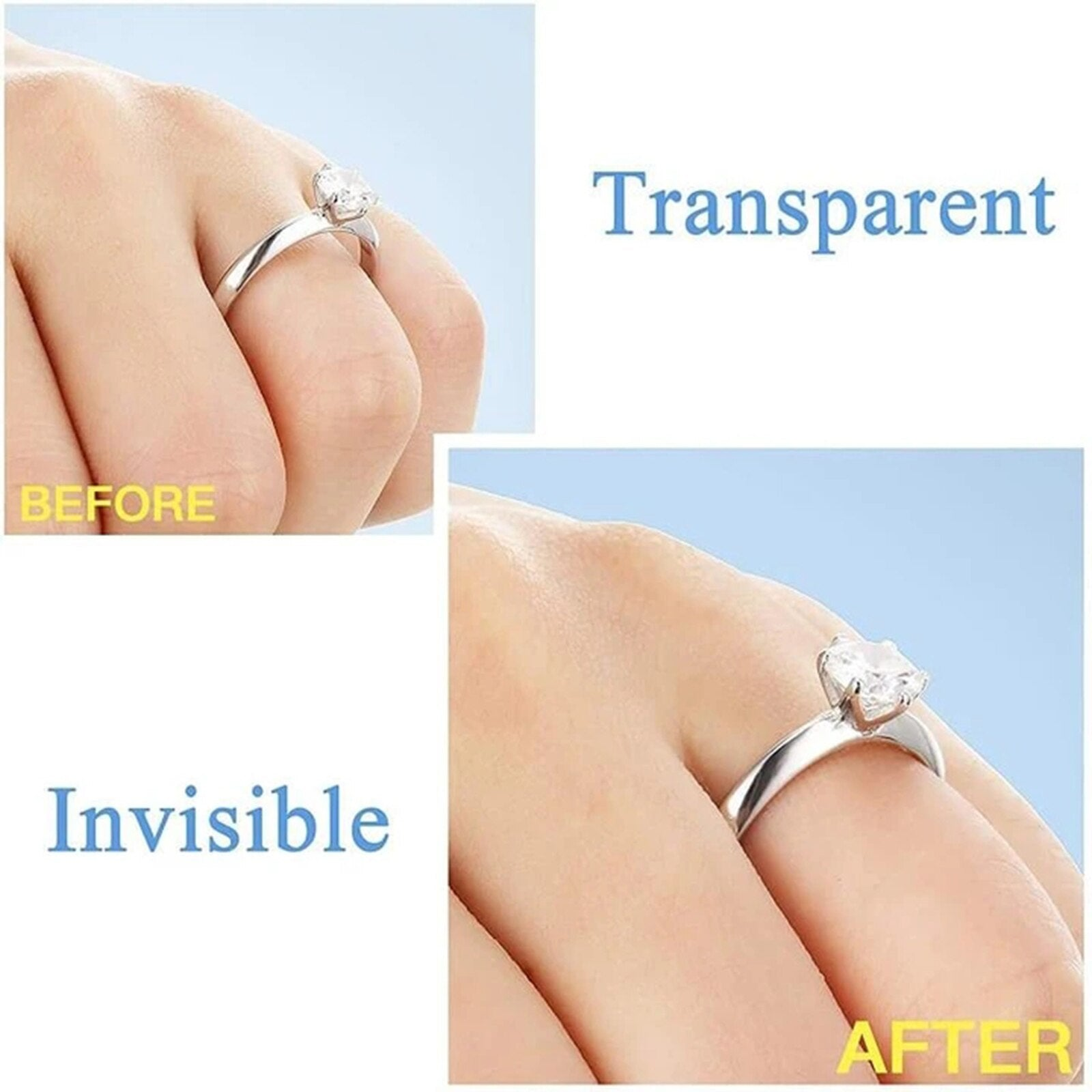 Marble™: Ring Size Adjuster (8PCS)