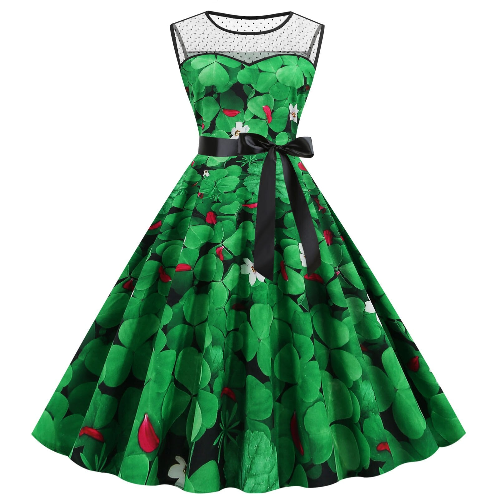 St. Patrick's Day Dress Women