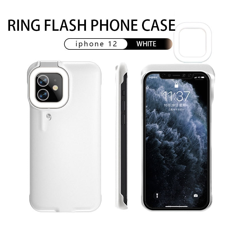 IRingCase™: Selfie Light Phone Case