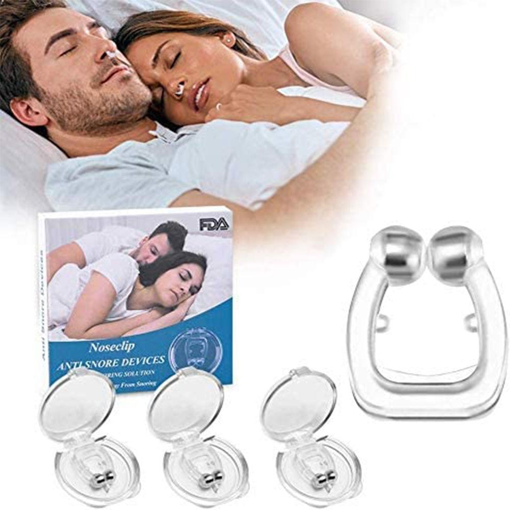 Dr.Sleep™: Silicone Magnetic Latest Anti Snoring Devices