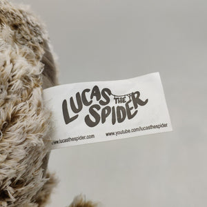 HOT SALE LUCAS THE SPIDER SNUGGLE EDITION