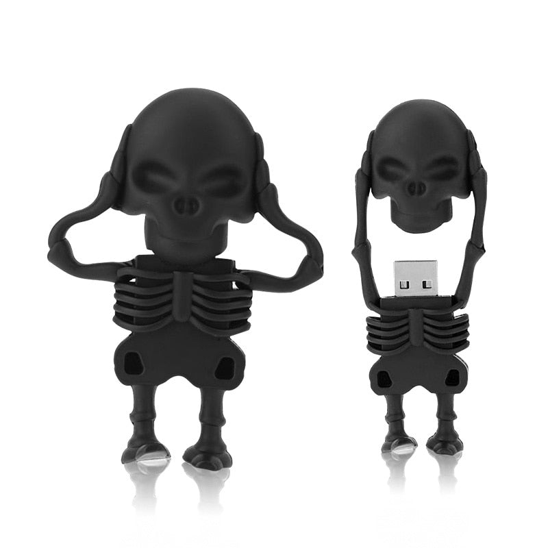 The Reaper Ghost USB Flash Drive