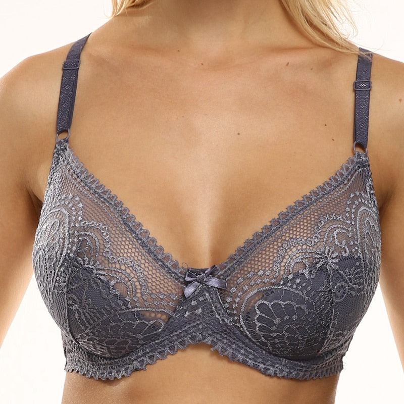 Beauwear™: Breathable Adjustable Strap Bra