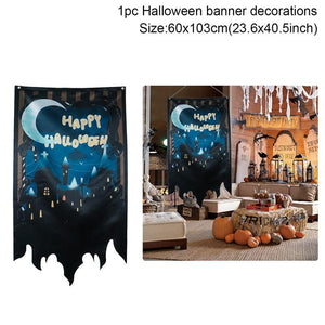 HALLOWEEN Banner Decoration (2020 NEW VERSION)