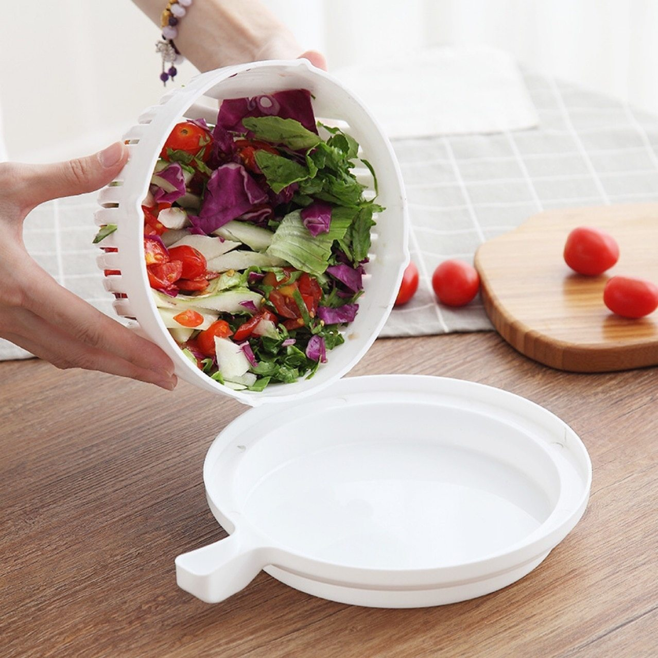 Devoitco® 1 Minute Salad Maker