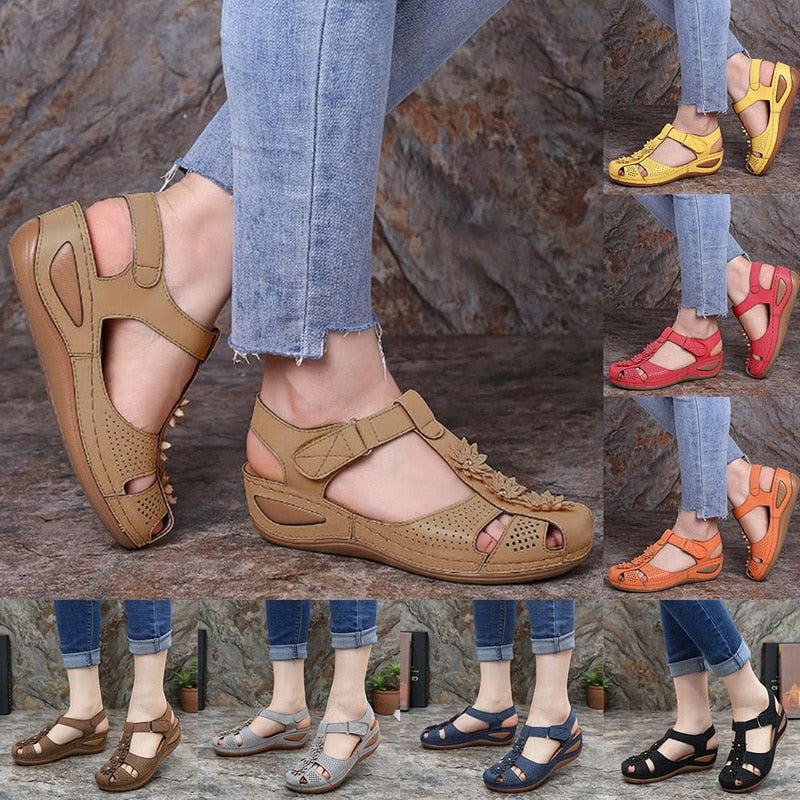 Mesheki™ : Summer Non-Slip Soft Sandals