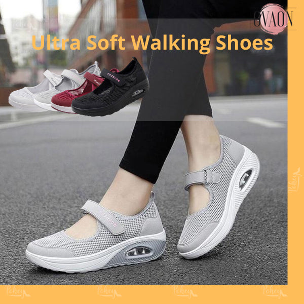 Mocca™: Ultra Soft Walking Shoes