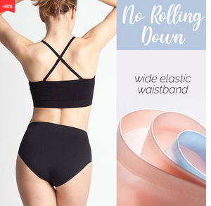 Cloudy ™: Ice Silk Sculpting Panty