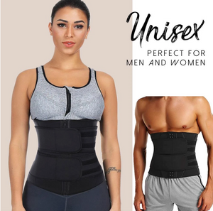SweatFIT™: Adjustable Perfect Slimming Waist Trimmer