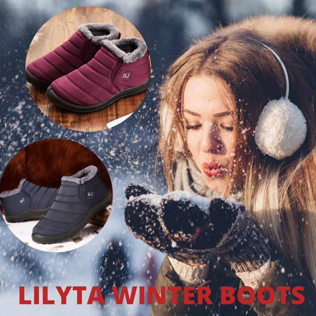 Lilyta™: Washington Comfortable Winter Unisex Boots