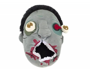Zombie™: Cotton Plush House Slippers Couples