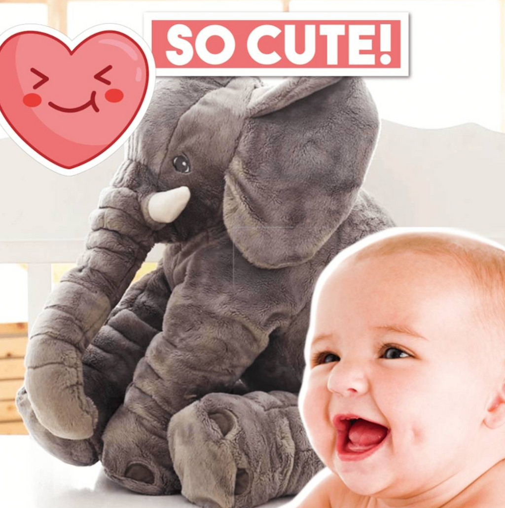 Charlie The Elephant Pillow™️ (Easter Sale 50% OFF)