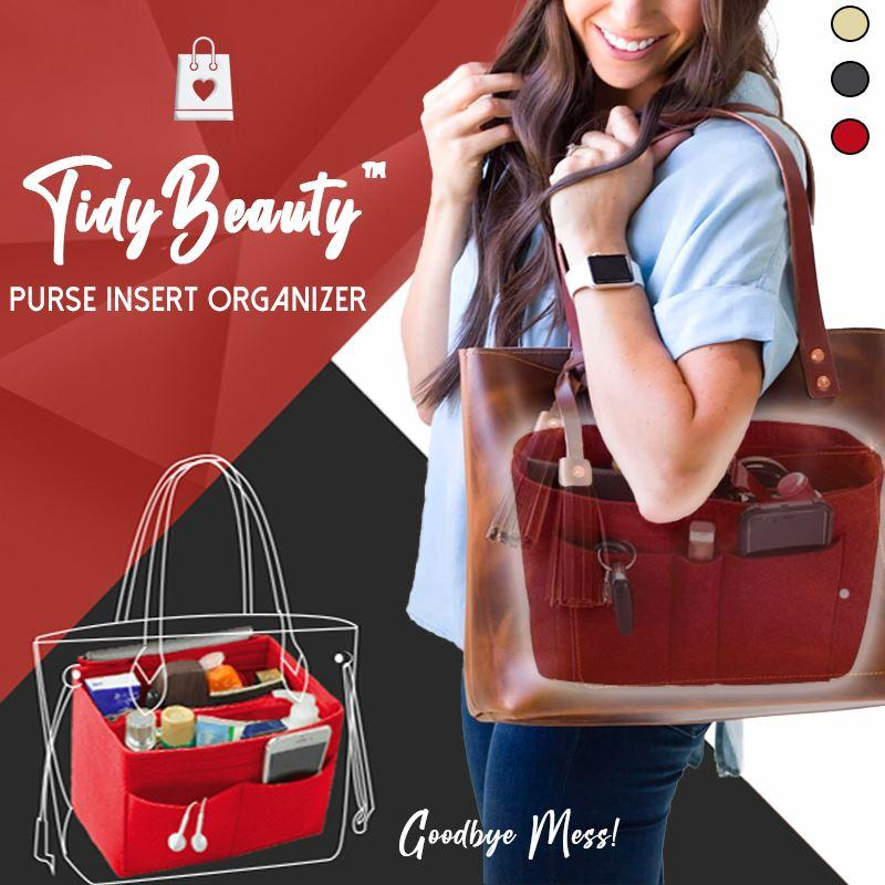 TidyBeauty™: Purse Insert Organizer (Hottest Item 2021)
