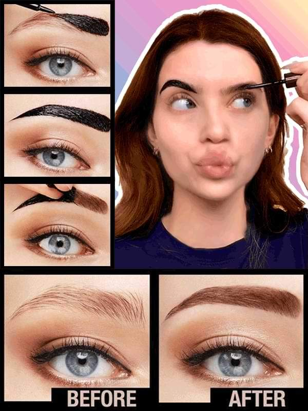 Kissy™: Brow Tattoo Tint Gel