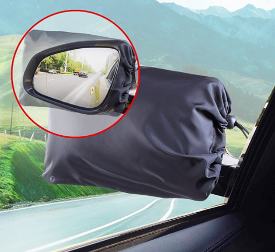 Heidi™: Premium Windshield & Mirrors Snow Cover Sunshade (HOT items!!!🔥)