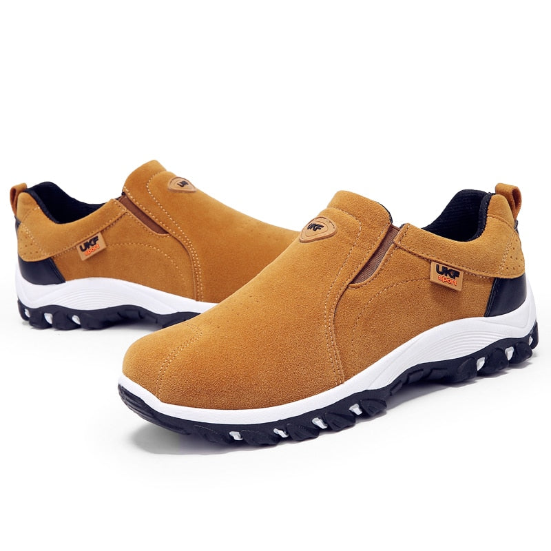 Zebra Fashion™: Outdoor Walking Comfortable Men Shoes