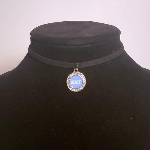 Kappa Kappa Gamma Choker Necklace