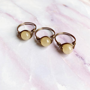 Calcite Ring