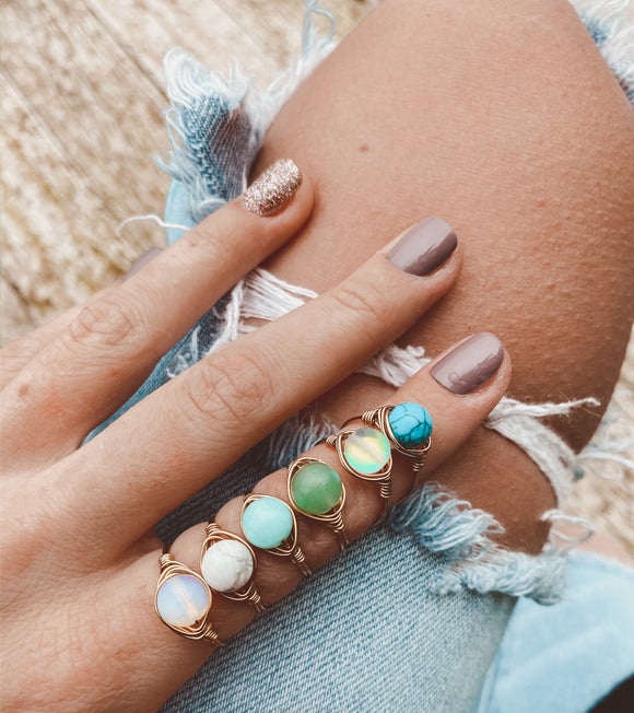 Hannah's Favorites 6 Ring Bundle