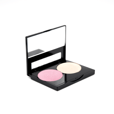 Moshika Beauty </br> Strawberry Cheekcake </br> Highlighter Duo