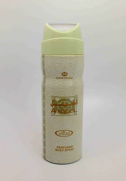Aseel - Perfumed Body Spray (200 ml/6.6 Floz) by Al-Rehab