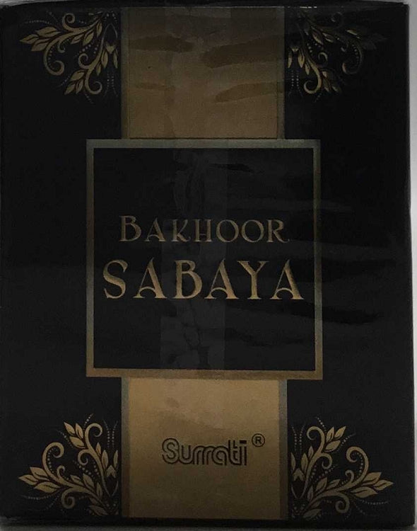 Bakhoor SABAYA 45gm Incense by Surrati