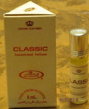 Load image into Gallery viewer, Classic - 6ml (.2oz) Roll-on Perfume Oil by Al-Rehab (Box of 6)