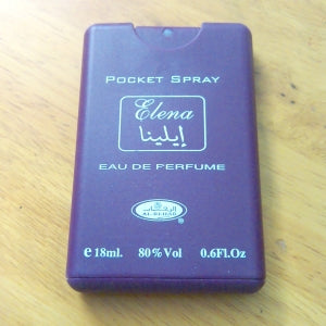 Elena - Pocket Spray (20 ml) by Al-Rehab