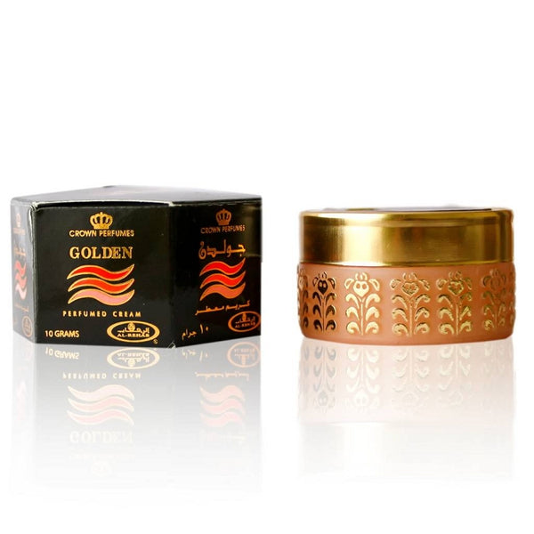 Golden - Al-Rehab Perfumed Cream (10 gm)