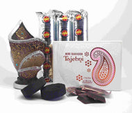 Mini Bakhoor TAJEBNI Incense Gift Set by Nabeel