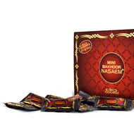 Mini Bakhoor Nasaem Incense by Nabeel 108gm (Box of 36 x 3gm)
