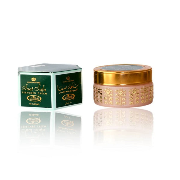 Saat Safa - Al-Rehab Perfumed Cream (10 gm)