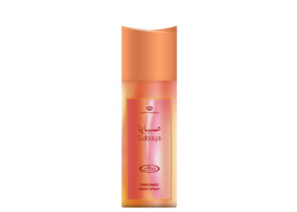 Sabaya - Perfumed Body Spray (200 ml/6.6 Floz) by Al-Rehab