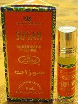 Susan - 6ml (.2oz) Roll-on Perfume Oil by Al-Rehab (Box of 6)
