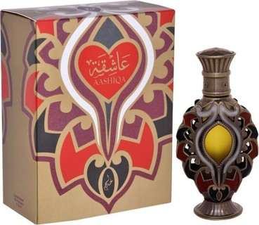 Aashiqa - Concentrated Perfume Oil by Khadlaj (18 ml)