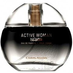 Active Woman  Noire - 80ml Natural Spray Perfume  by Chris Adams