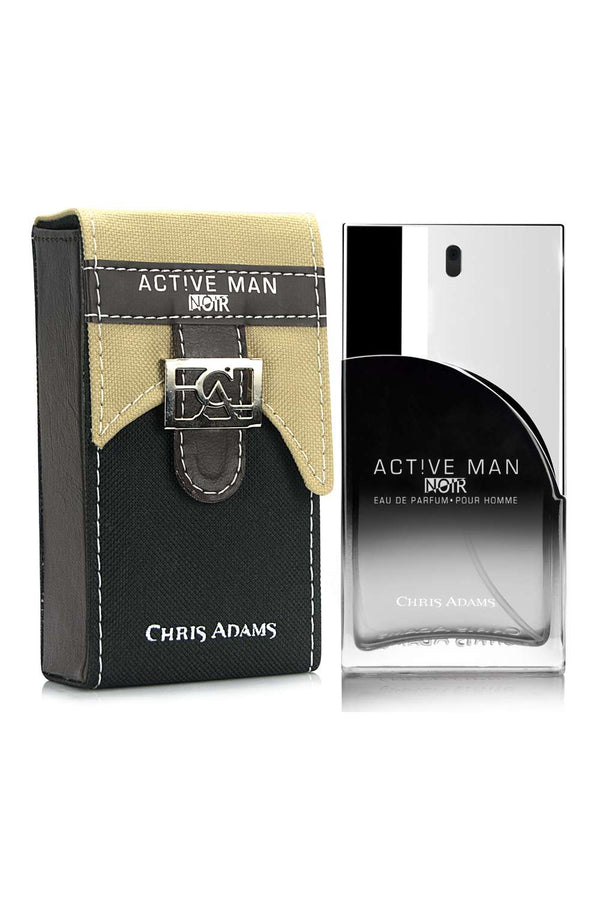 Active Man Noire - 100ml Spray by Chris Adams