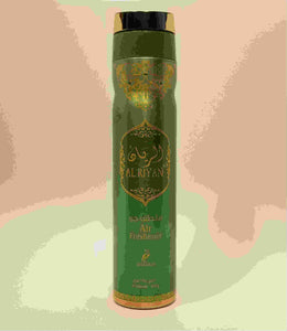 Al Riyan - Air Freshener by Khadlaj (300ml/194 g)