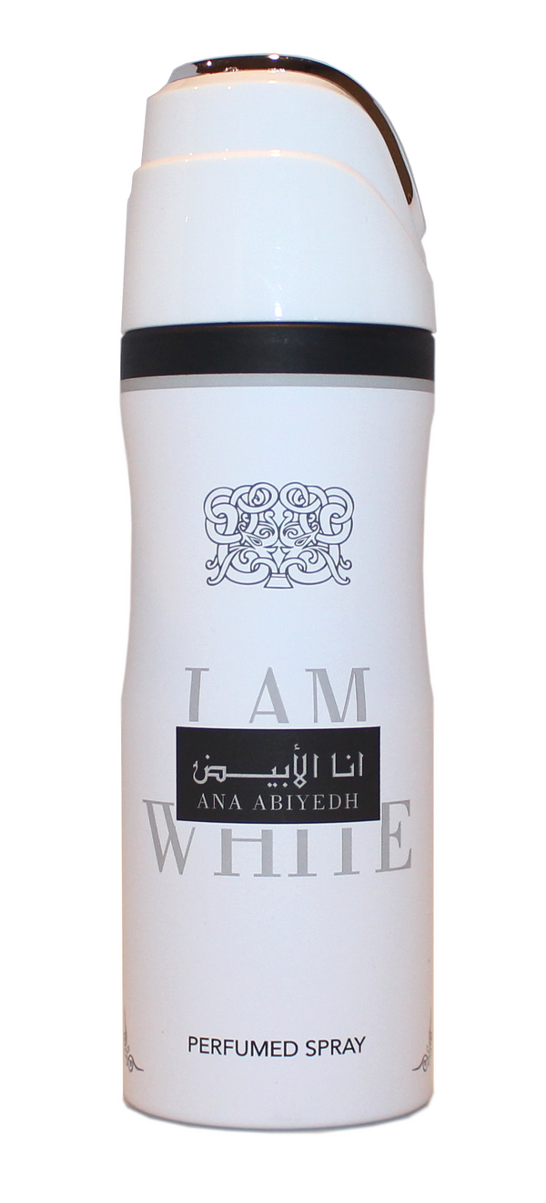 Ana Abiyedh - Deodorant Perfumed Spray (200 ml/6.67 fl.oz) by Lattafa