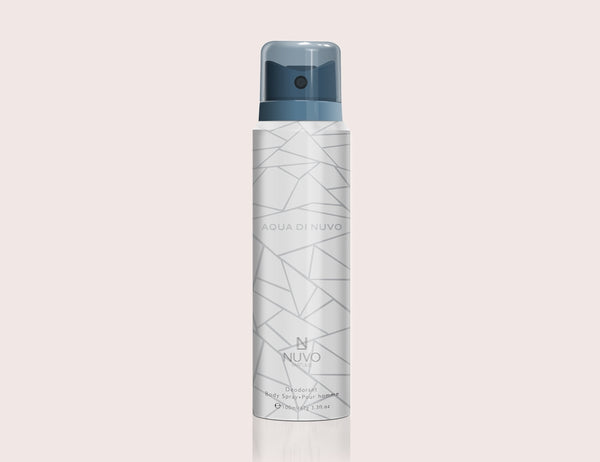 Aqua Di NUVO by NUVO PARFUMS - 100ml  Deodorant Body Spray