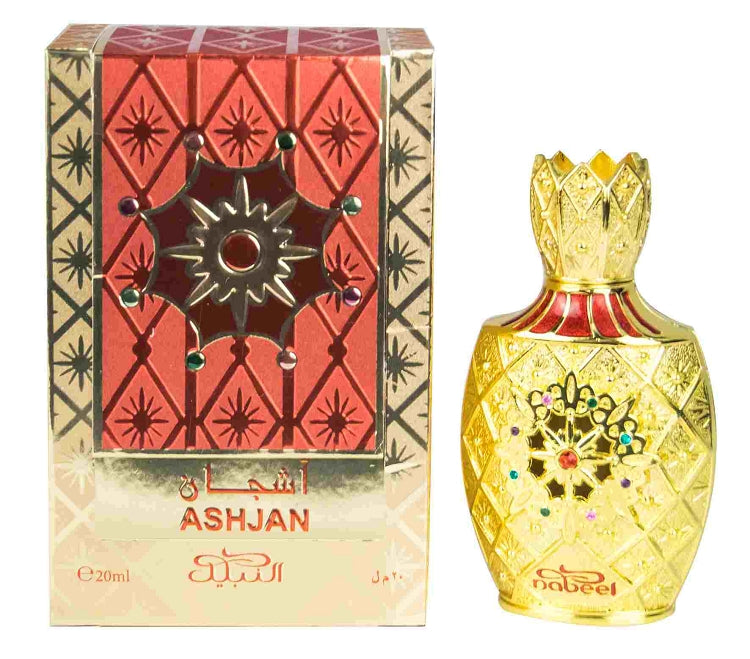 Ashjan - Concentrated Perfume Oil (20ml) by Nabeel)