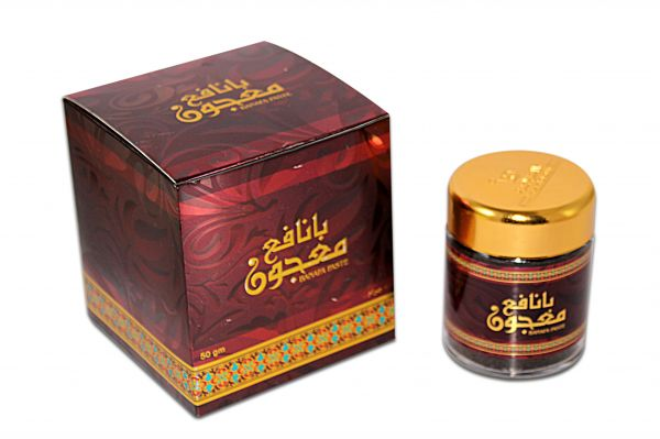 Bakhoor Banafa Paste (50gm) by Banafa for Oud