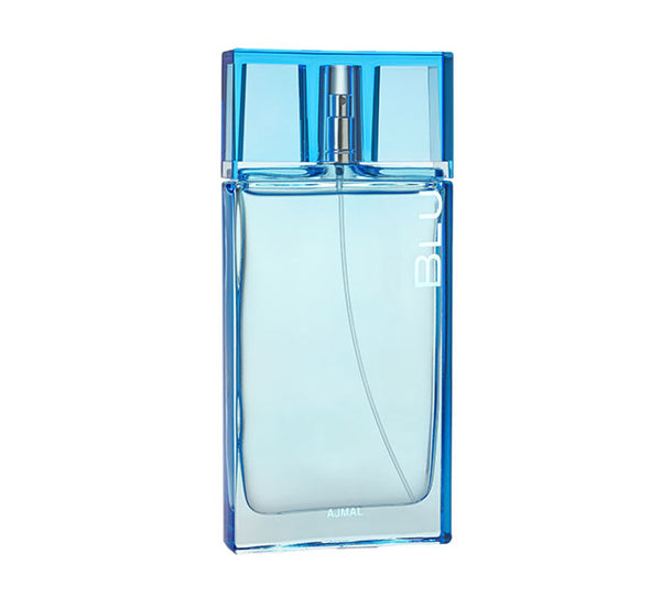 Blu - Eau De Parfum (90ml- 3 Fl. Oz.) Pour Homme (for Men) by Ajmal